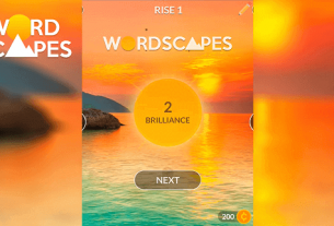 wordscapes puzzle word games