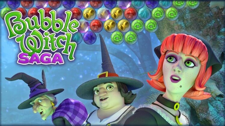Bubble Saga Witch Download