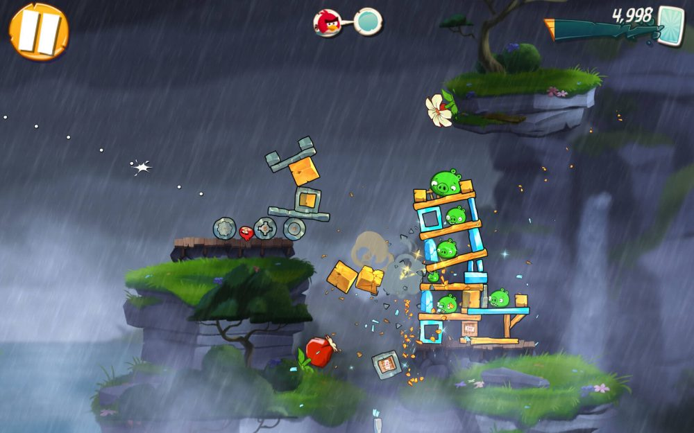 angry birds 2 levels