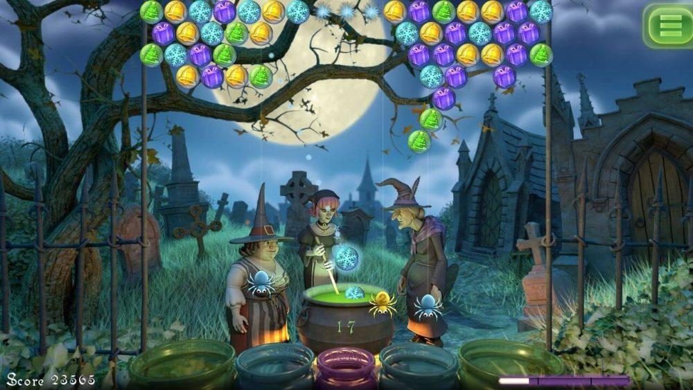 bubble witch saga reviews