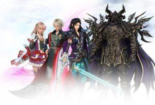 final fantasy brave exvius ffbe characters
