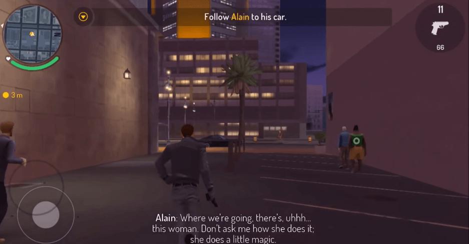 gangstar new orleans vs vegas graphics