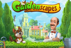 gardenscapes games