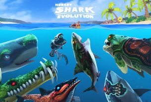 hungry shark evolution vs world review