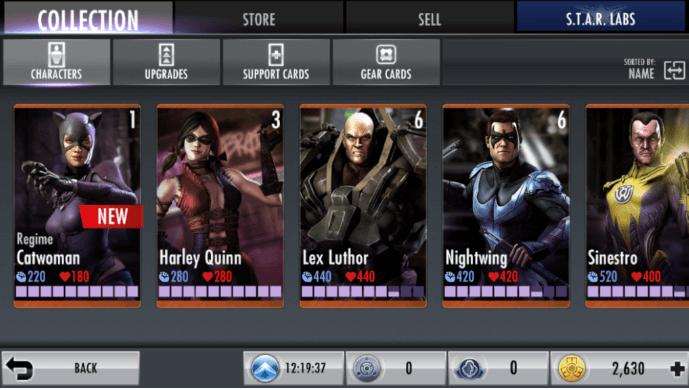 injustice-gods-among-us-mobile-cards