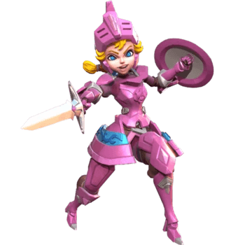 lords mobile rose knight