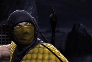 mortal kombat scorpion story