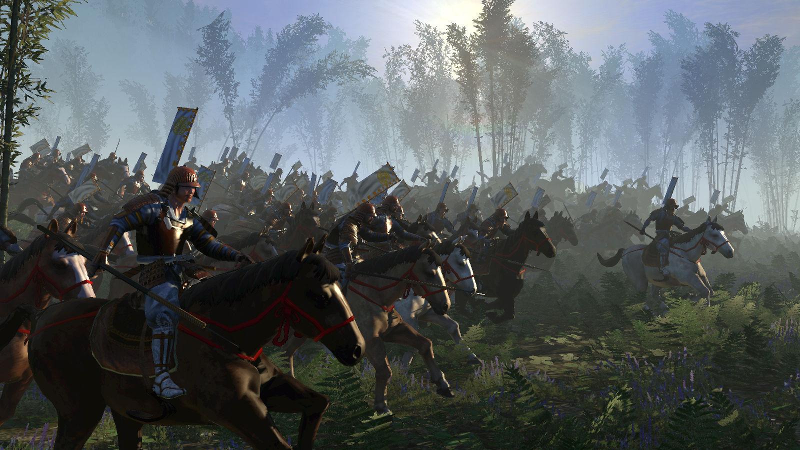 total war shogun 2 free