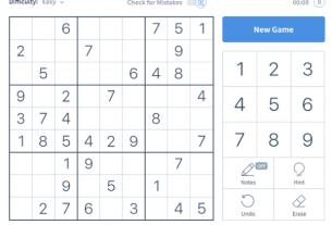 sudoku-history