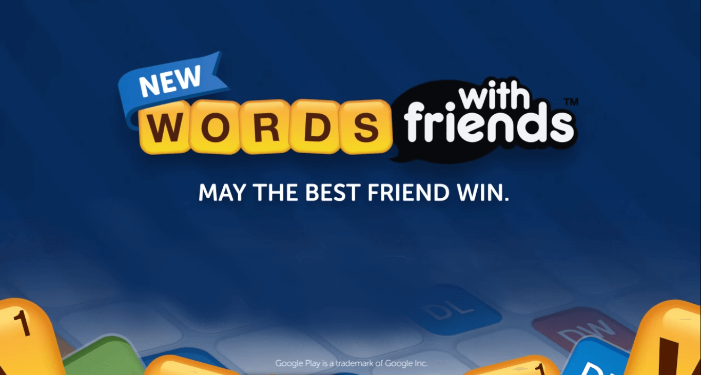 words with friends multiplayer game