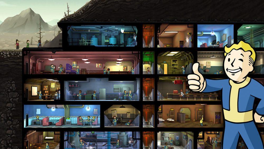 Fallout Shelter Desktop