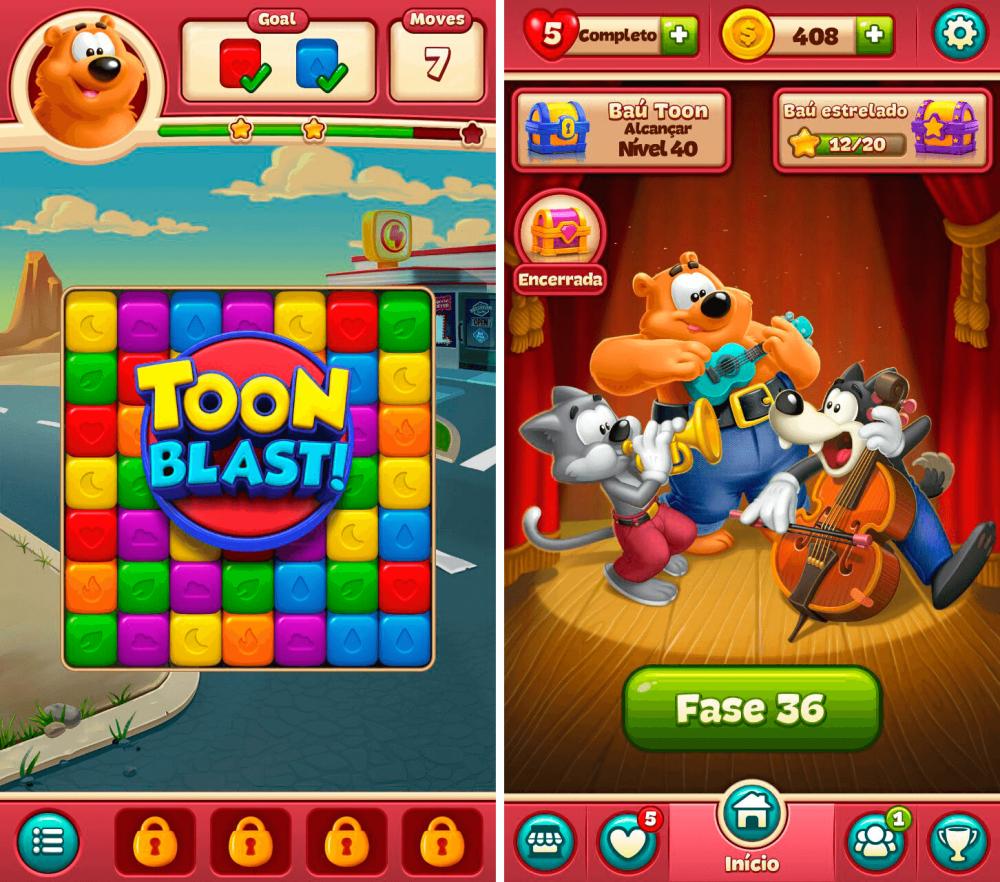 How to Play Toon Blast