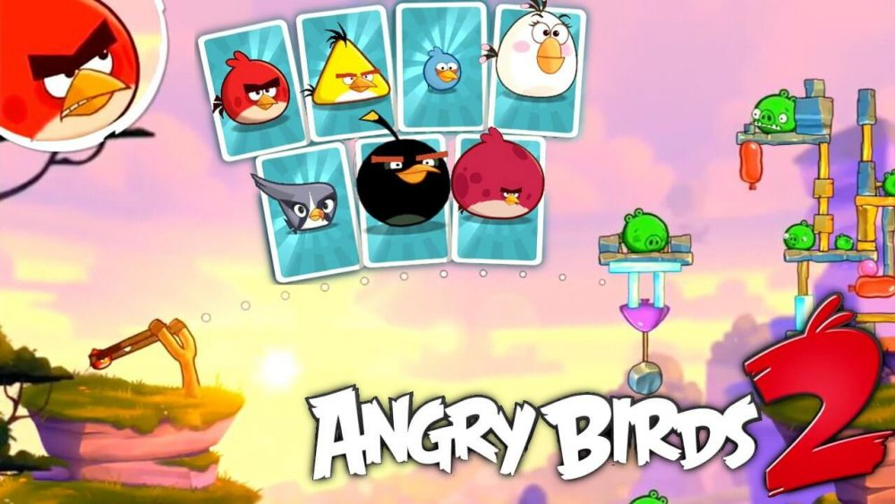 angry birds 2 free download