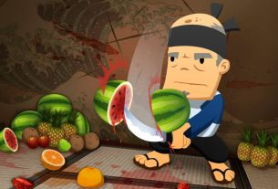 the fruit ninja