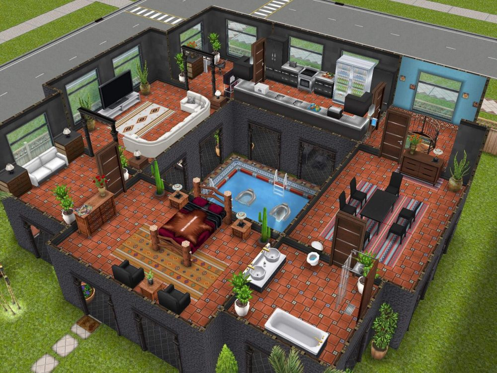 the sims freeplay PC