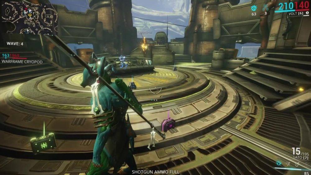 warframe gaming community