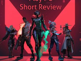Valorant Short Review