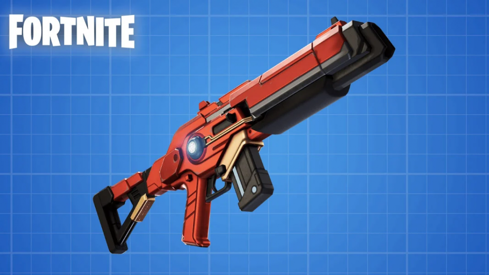 fornite-new-gun