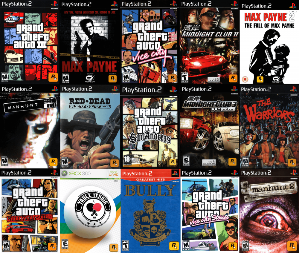 gta-v-game-collection