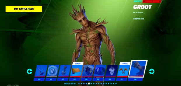 marvel-fortnite-groot-skin