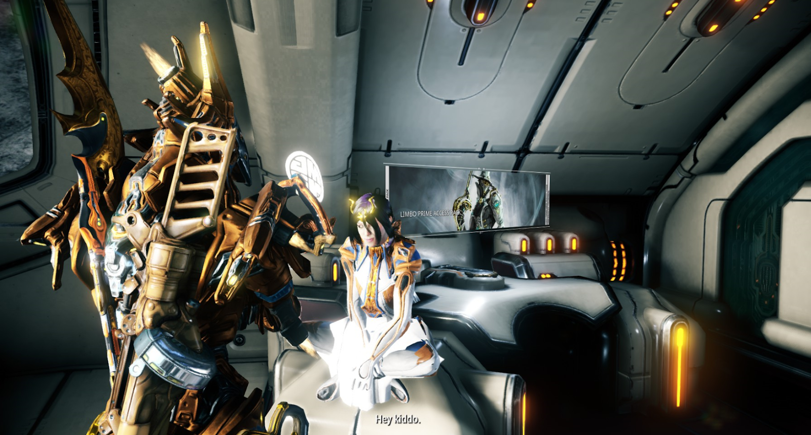 warframe review 2020 grind tenno character