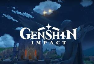 Genshin Impact Logo 1