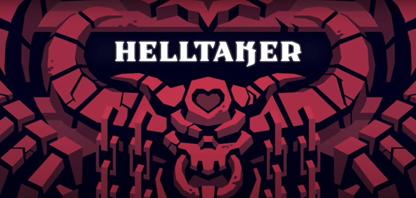 Hell Taker Logo