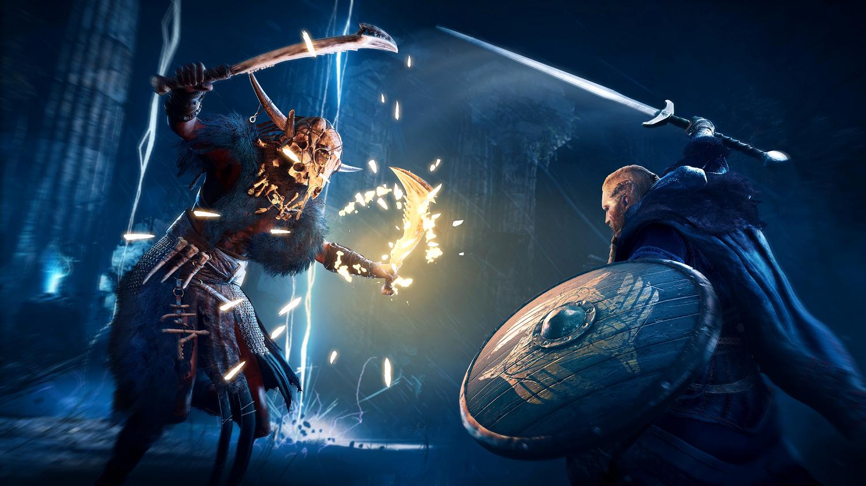 Assassins Creed Valhalla Combat System