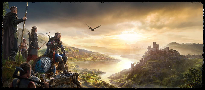 Assassins Creed Valhalla Trailer