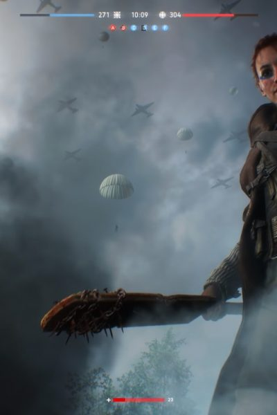 Battlefield V Character