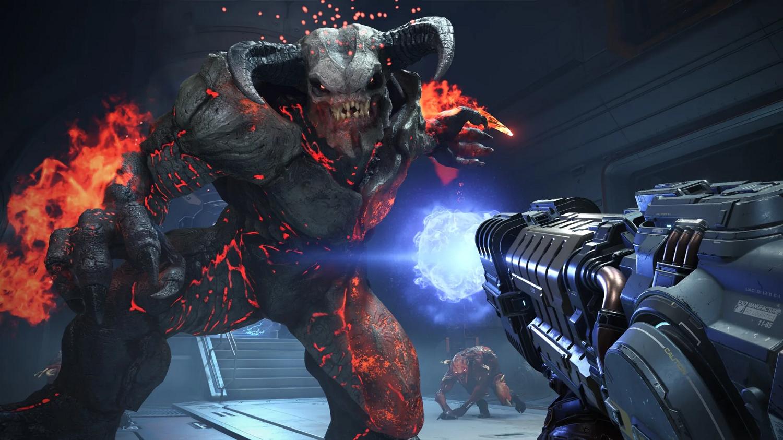 Best Games Doom Eternal