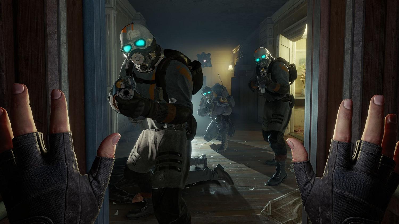 Best Games Half Life Alyx