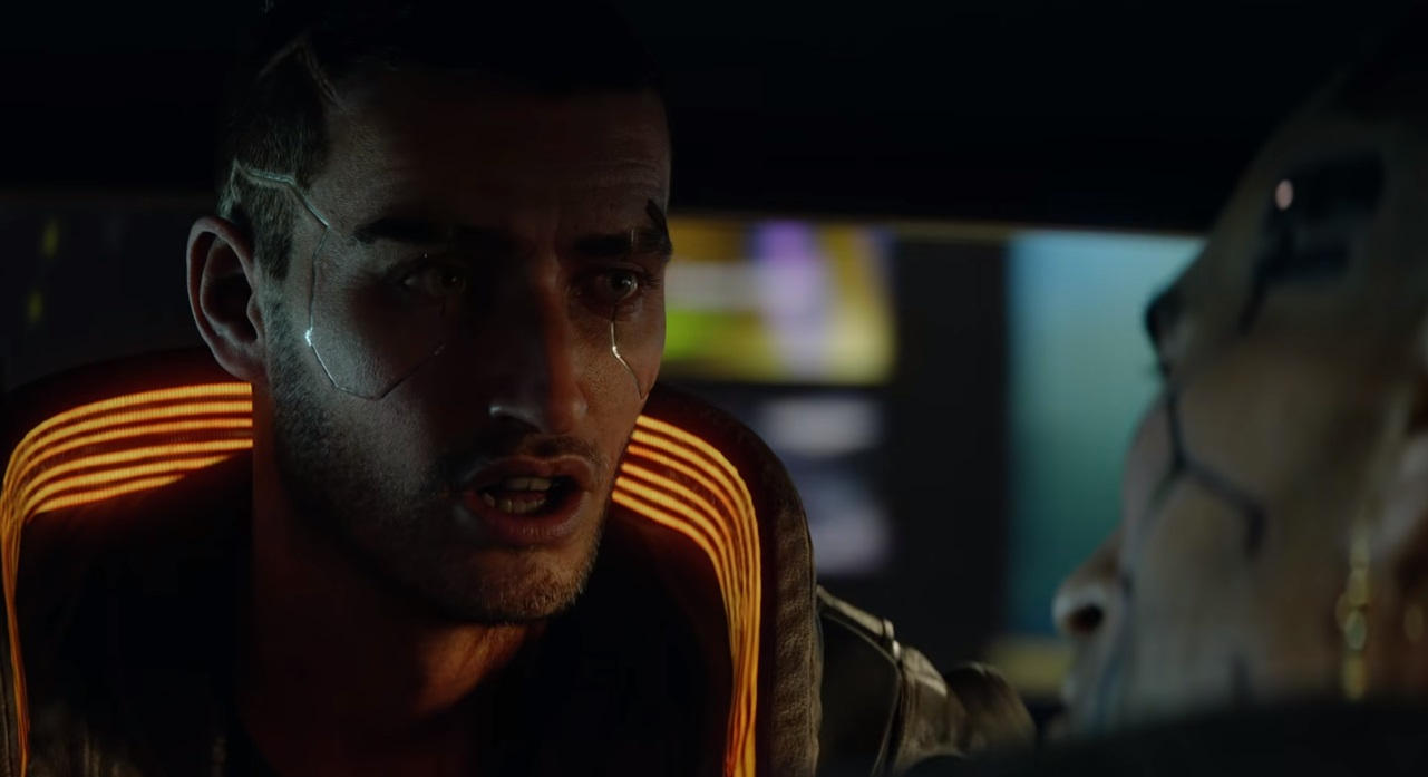 Cyberpunk 2077 Game Trailer