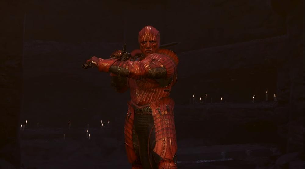 Mortal Shell Character