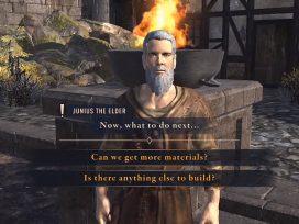 The Elder Scrolls Gameplay