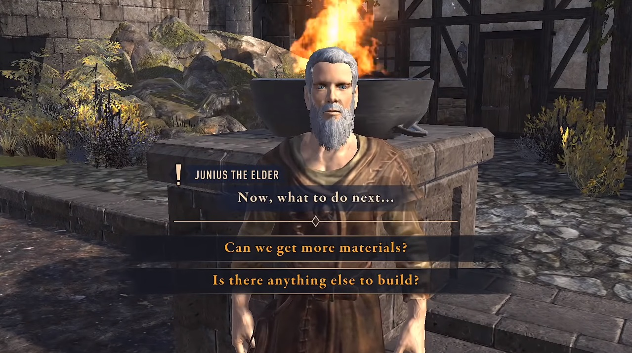The Elder Scrolls Gameplay