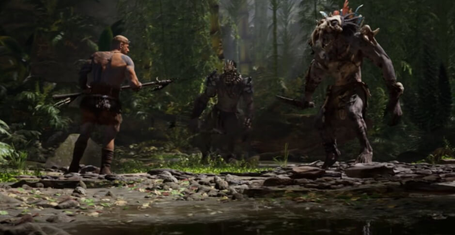 Ark 2 trailer screenshot