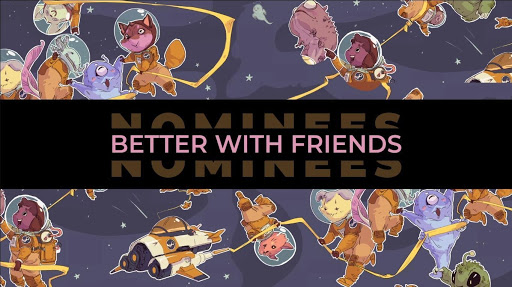 Better with friends award