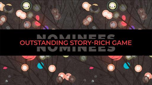 Outsanding Game Award