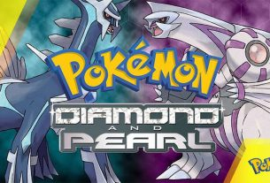 Pokemon Diamond and Pearl
