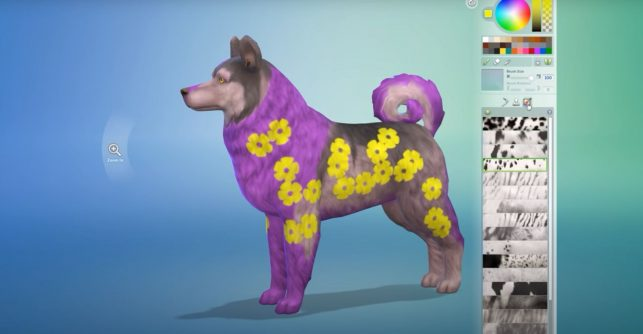 The Sims 4 Cats Dogs