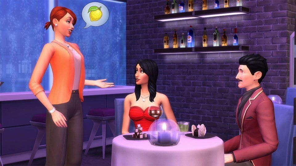 The Sims 4 Star