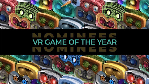 VR games of the year award