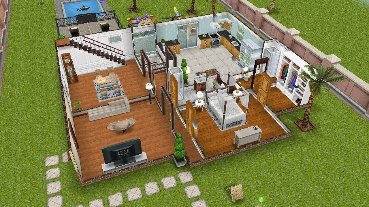 Sims 4 House Building Feature