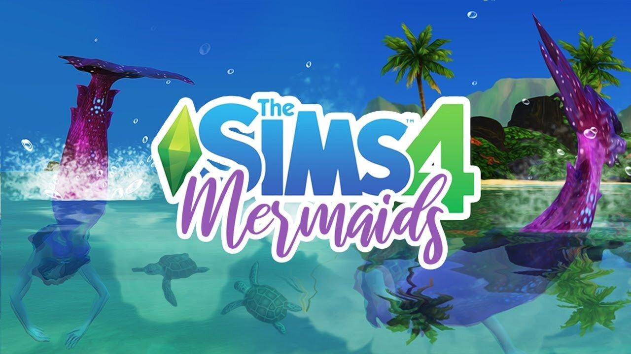 The Sims 4 Mermaids