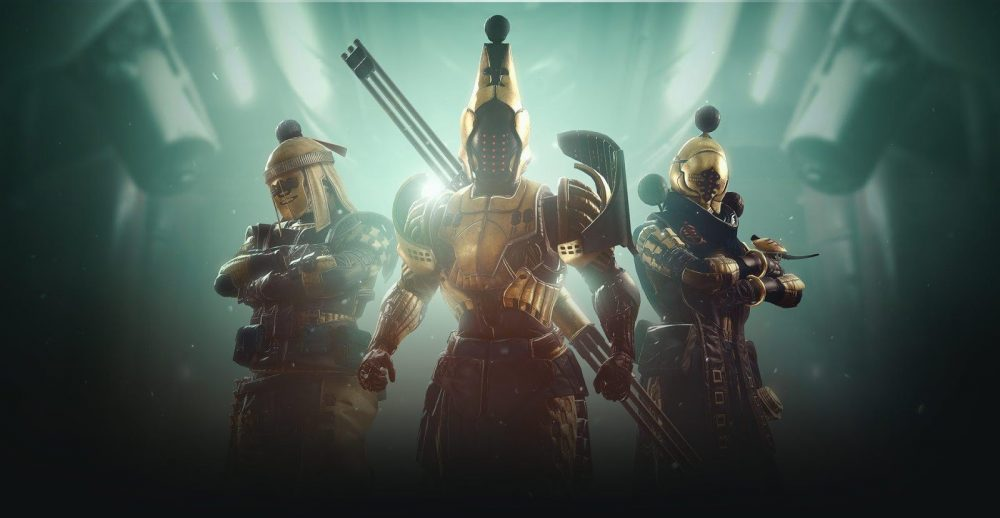 Destiny 2 Chosen Character