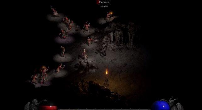 Diablo II Remastered Feature