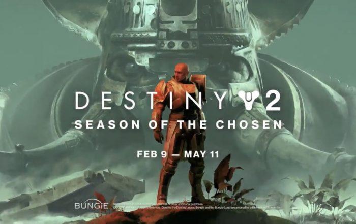 Featured Destiny 2 Season of the Chosen
