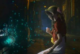 Final Fantasy VII Remake cover