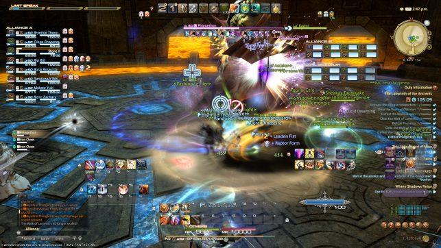 Final Fantasy XIV Game